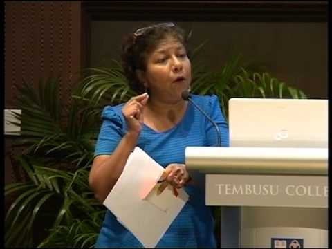 Tembusu Forum:  Are Human Rights Universal?