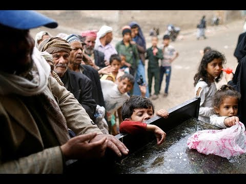 خطة اغاثية ضخمة لمساعدة اليمنيين  - نشر قبل 3 ساعة