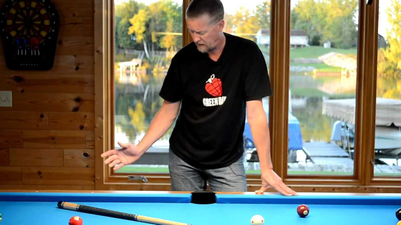 How to make a pool table yourself