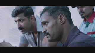 Arun Vijay Again Investigates Misha Case In a Petrol Pump- Kuttram23 Tamil Latest Movie Scene