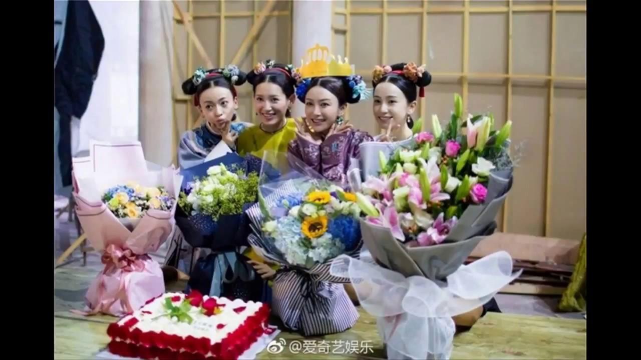 Diên Hi công lược: Tần Lam, Nhiếp Viễn, Ngô Cẩn Ngôn, Xa Thi Mạn cực 'lầy' trên phim trườn