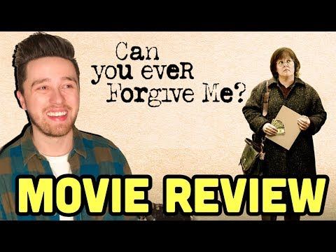 Can you ever forgive me film synopsis