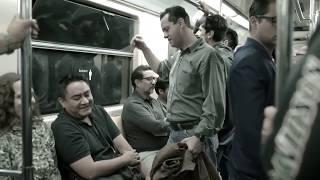 #NoEsDeHombres Mexico | Uncomfortable Seat