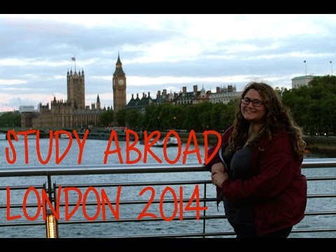 FSU Study Abroad - London Summer 2014