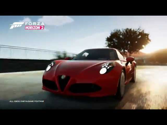 Forza Horizon 2 - Falken Car Pack Trailer
