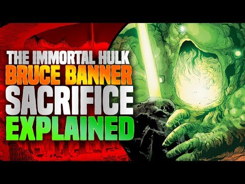 The Immortal Hulk Meets His EQUAL? ( The One Below All )