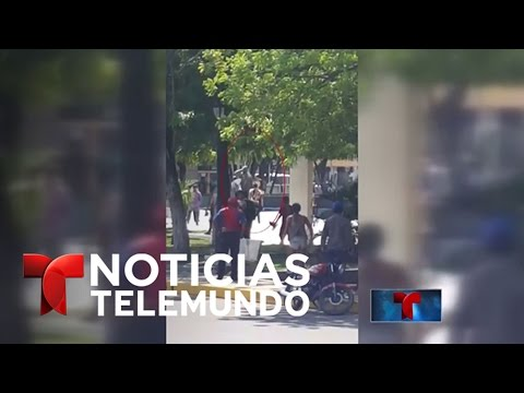 Noticias Telemundo, 5 de mayo de 2017   Noticiero   Noticias Telemundo