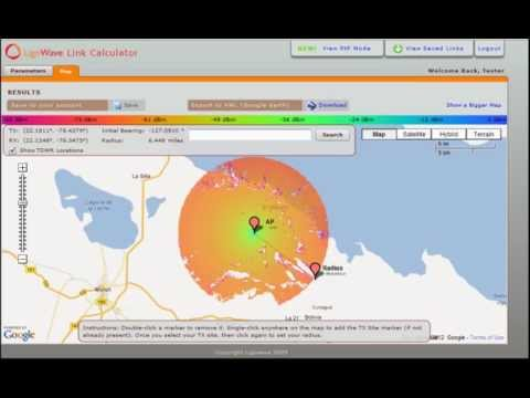 Ubiquiti networks outdoor wireless link calculator youtube.