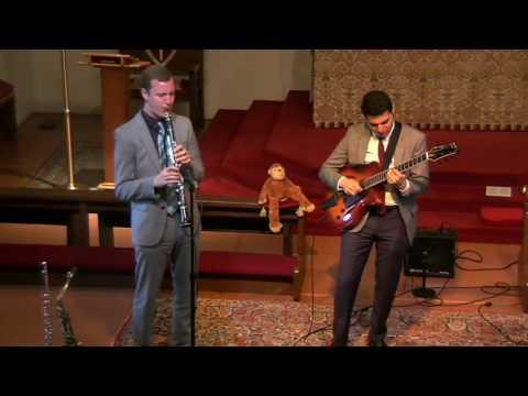 """Peter & Will Anderson Trio: """"Purple Gazelle"""""""