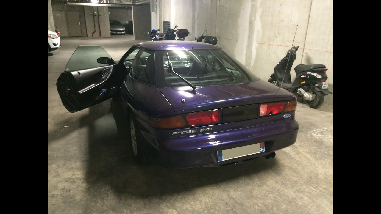 Ford probe v6 stock exhaust