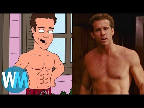 Top 10 Celebs Who Played Themselves on Family Guy