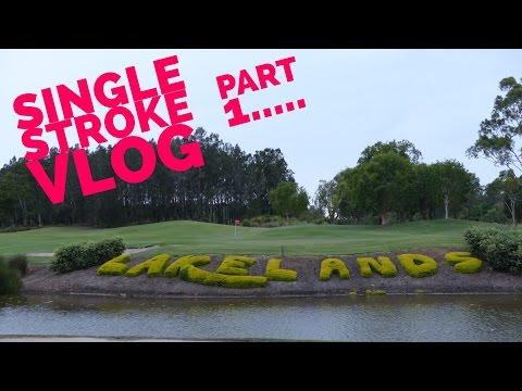 Lakelands Golf Course Vlog - Gold Coast, Australia (PART 1)