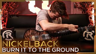 Nickelback - Burn It To The Ground  | Cole Rolland (Guitar Cover)