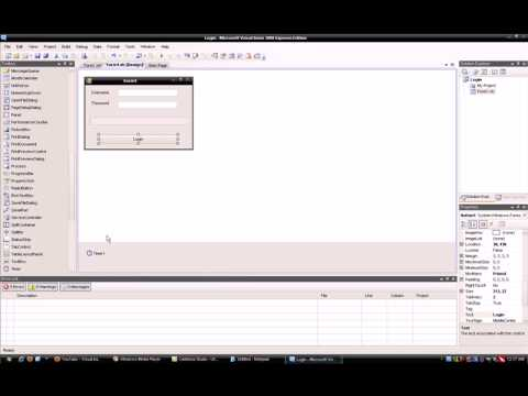 how to create a game in visual basic 2008