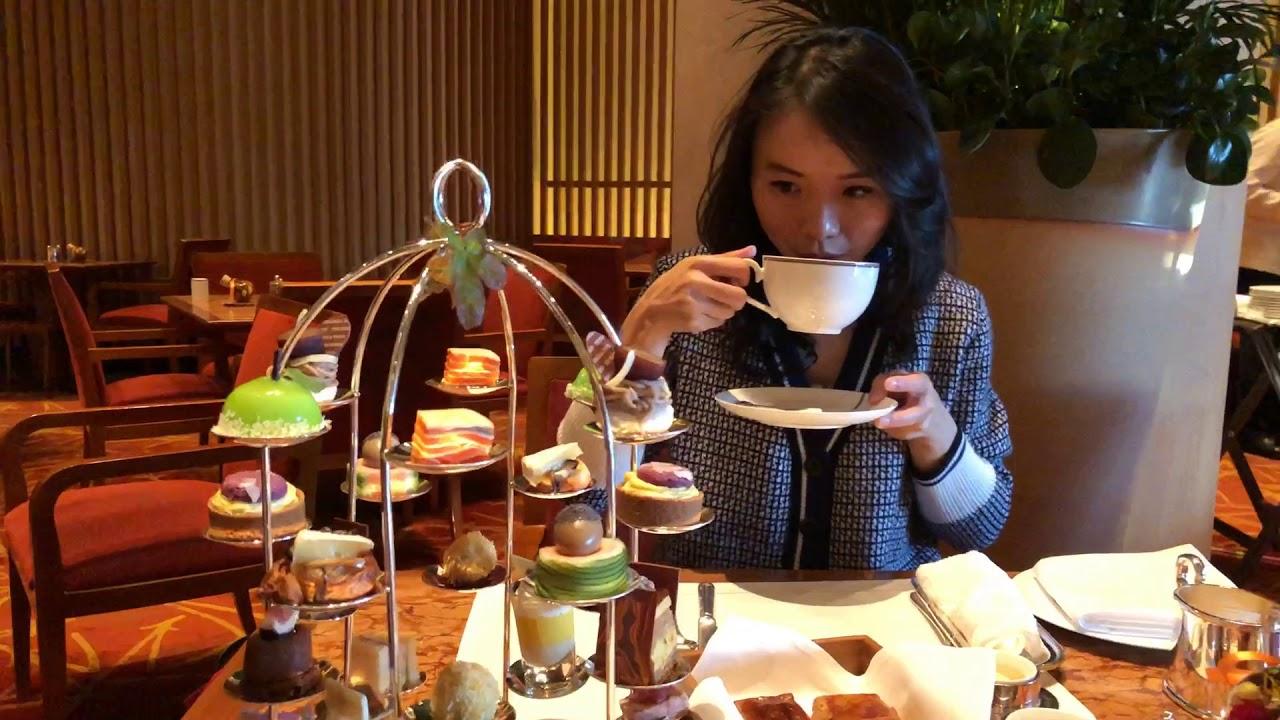 東京半島酒店下午茶。The Peninsula Tokyo Afternoon TEA 20181101 - YouTube