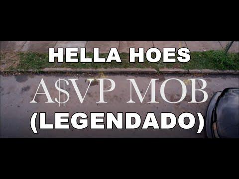 A$AP Mob - Hella Hoes [ÁUDIO] (LEGENDADO)