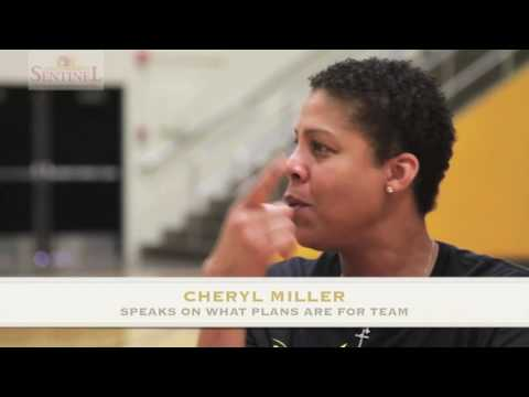 Cheryl Miller on her Plans for the CSULA Women