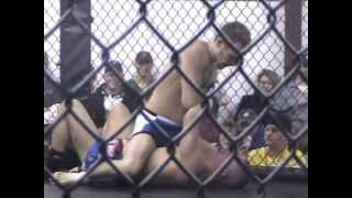 Luke Wilder first cage fight