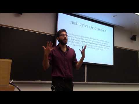 The Neurobiology of Visionary Experience - Talk given at Mapping the Mind with Mushrooms