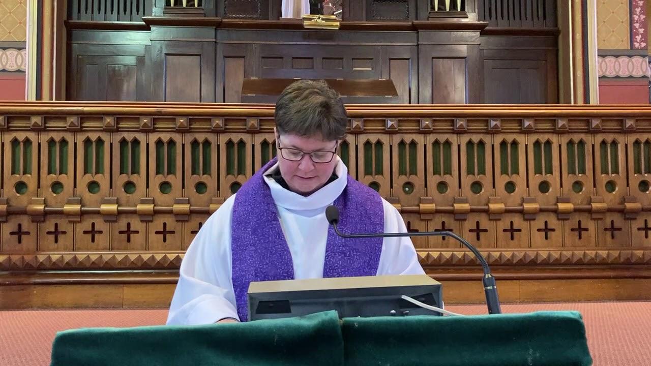 Different Thinking | First Parish Sermon | 03.07.21