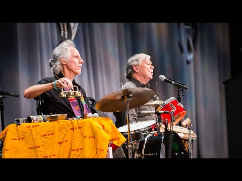 Michael Meade & John Densmore - How Your Unique Genius Can Help Heal Nature and Culture | Bioneers