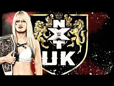 All Toni Storm's NXT UK Women's Title Defenses