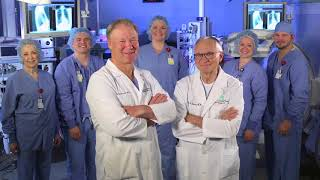 Heart surgery requires an experienced team