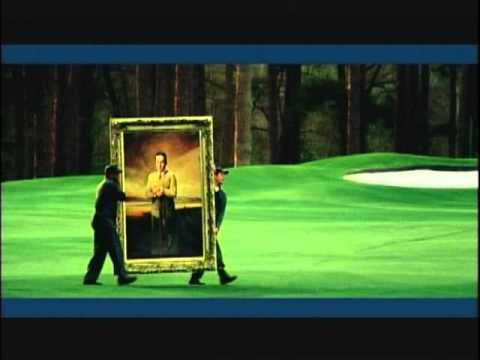 Neill Calabro on Masters Golf Commercial for IBM