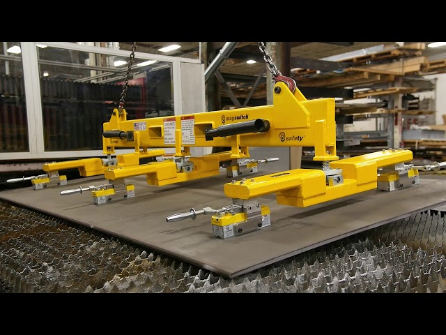 Custom Heavy Lift Frame  | Magswitch Technology