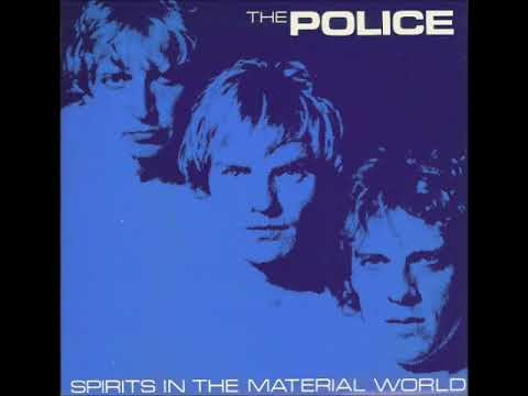 The Police - Spirits In The Material World   ReWork By DJ Nilson