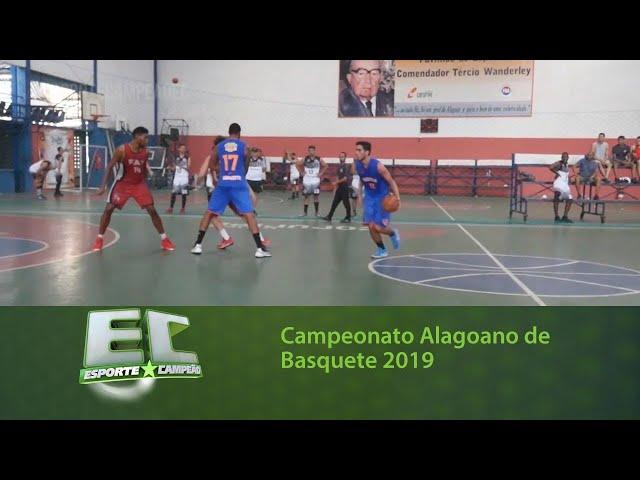 Campeonato Alagoano de Basquete 2019