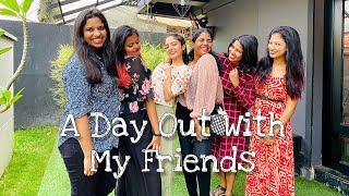 A Day Out With My Friends (Surprise) | Ishaani Krishna.