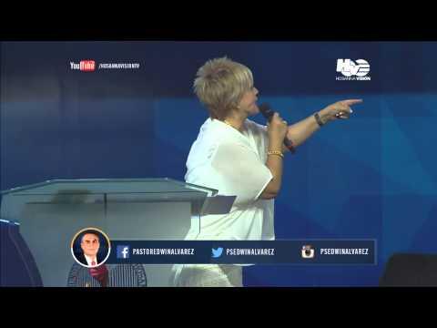 Apóstol Wanda Rolón - Su Promesa, Presencia y Poder | Julio 19, 2015