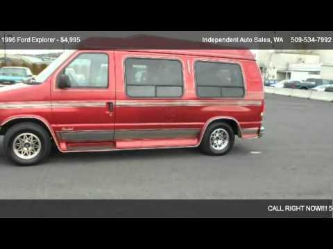 1996 Ford Explorer LTD LIMITED