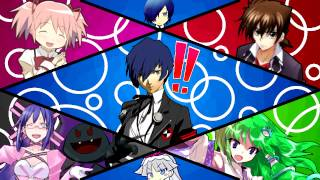 persona q light the fire up in the night p3 dark hour ost version extended