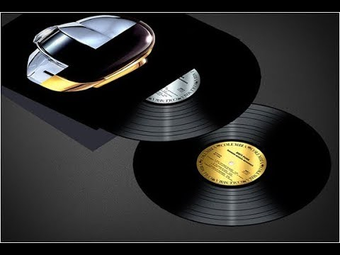 Daft Punk - Random Access Memories  (Full Album Vinyl)
