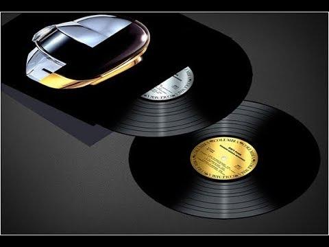 Daft Punk - Random Access Memories  (Full Album Vinyl)