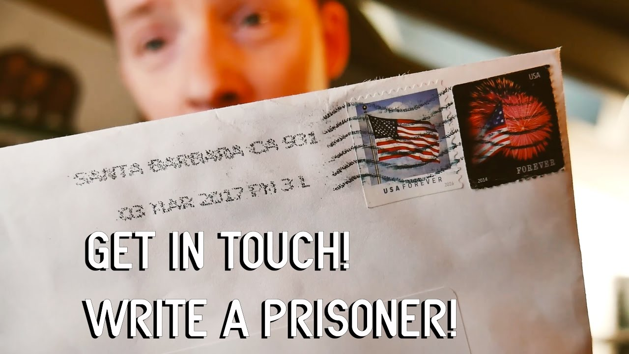 write a prisoner