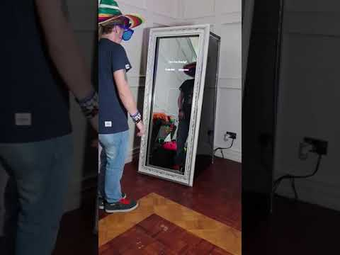 Magic Mirror Hire