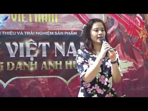 Toàn cảnh buổi giới thiệu và trải nghiệm game MU Việt Nam