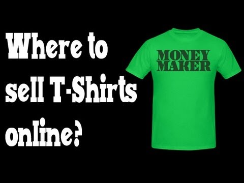 Where Can I Sell T Shirts Online Mail Bag Youtube