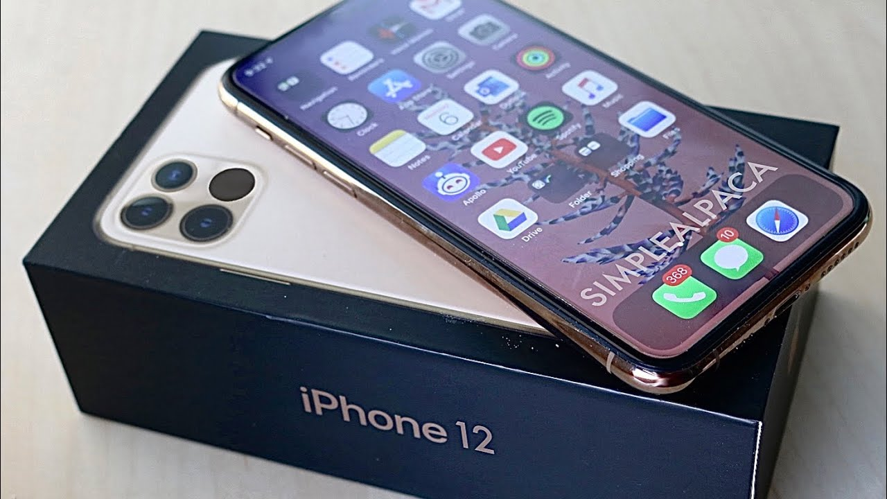 Photo of iPHONE 12 😃 – ايفون
