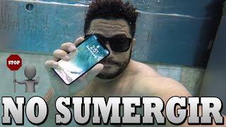 Iphone X Problemas por sumergir al agua