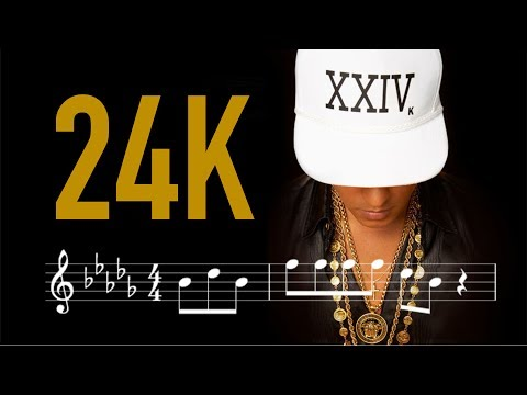 How Bruno Mars Wrote 24K Magic | Holistic...