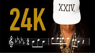 How Bruno Mars Wrote 24K Magic | The Artists Series S1E7