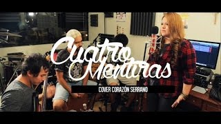 Cover Cuatro Mentiras por Susan Prieto (Versión Acústica) VIDEO OFI