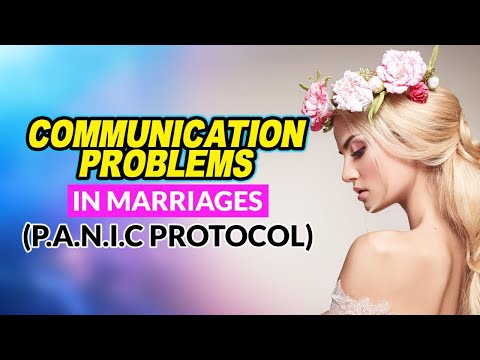 🎶Communication Problems🎶 In Marriages
