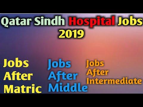Qatar Hospital Walk in interview | Sindh Government Hospital New Jobs |  Hammad Malik