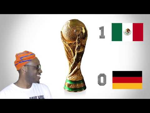 Mexico 10 Germany Post Match Analysis  World Cup 2018 Group E