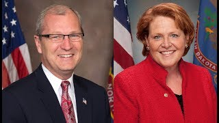 How Trump and trade factor into Heitkamp\'s reelection battle